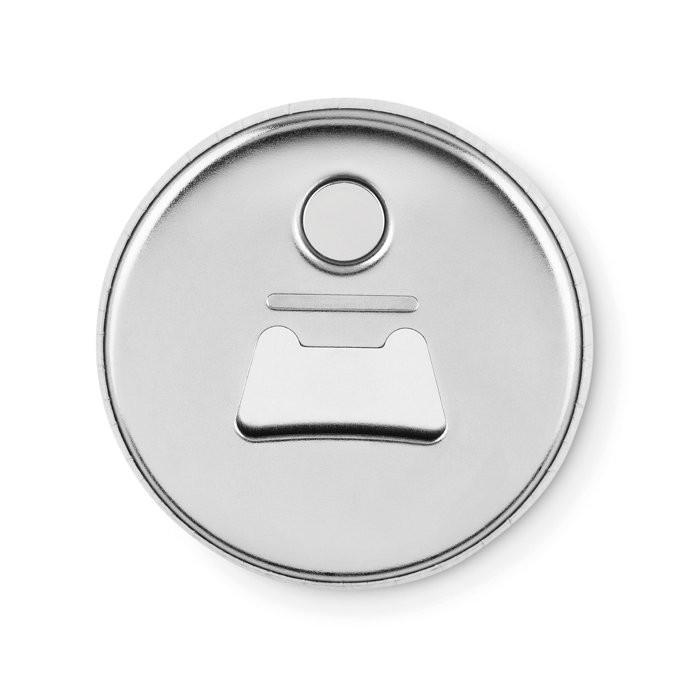 Magnet-Badge mit Kapselheber PIN OPENER, Ansicht 3