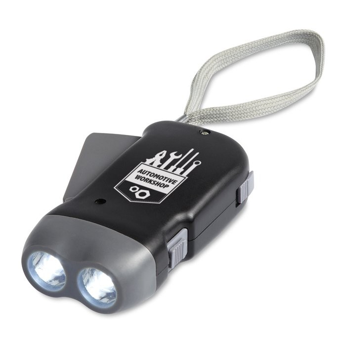 LED-Taschenlampe ROBIN, Ansicht 4