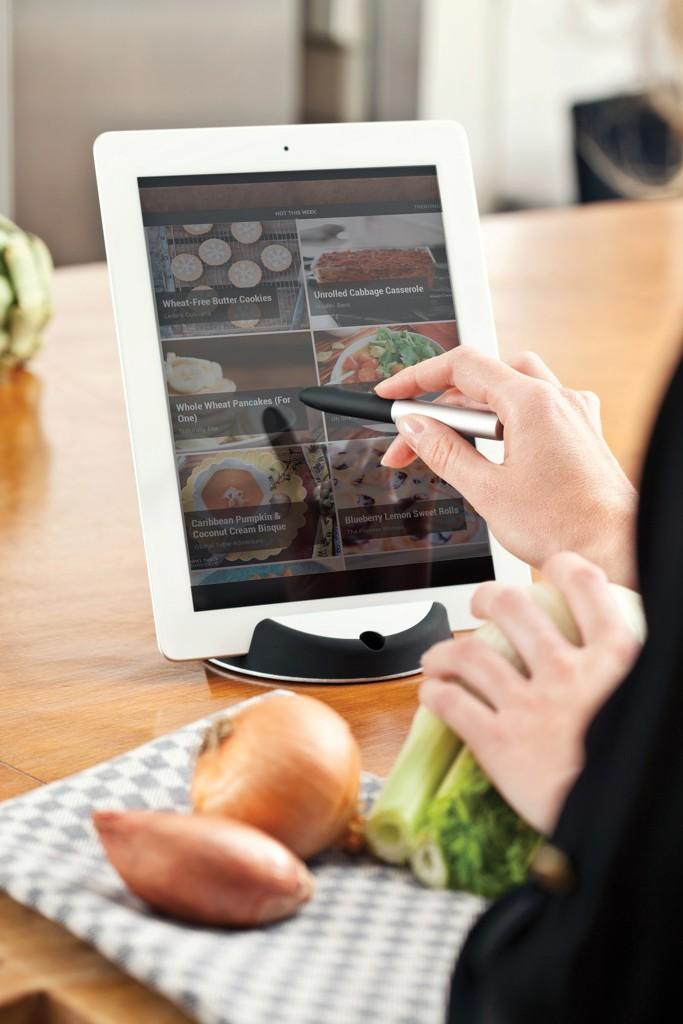 Chef Tabletständer mit Touchpen, Ansicht 14
