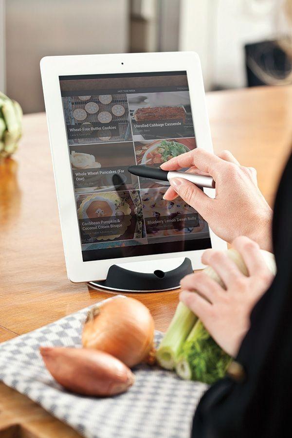 Chef Tabletständer mit Touchpen, Ansicht 13