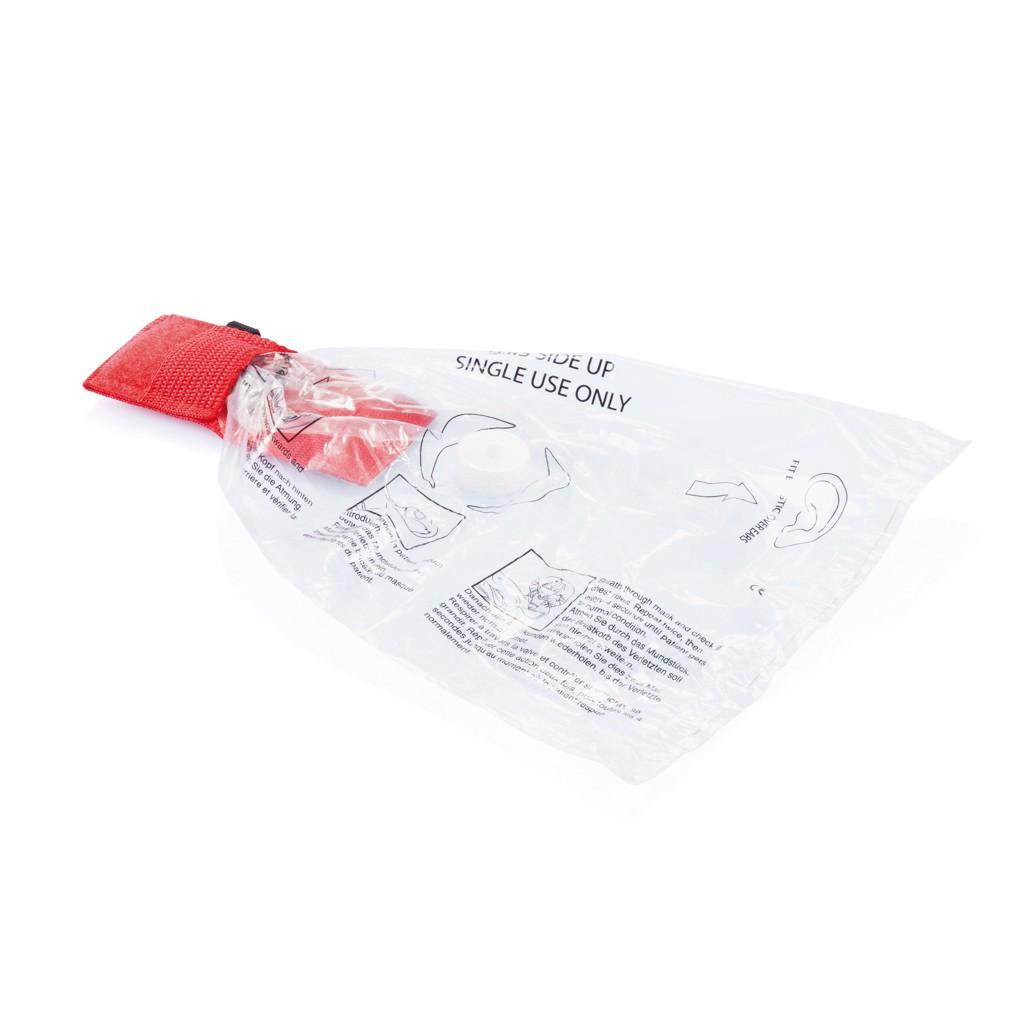 CPR Maske für den Schlüsselbund
