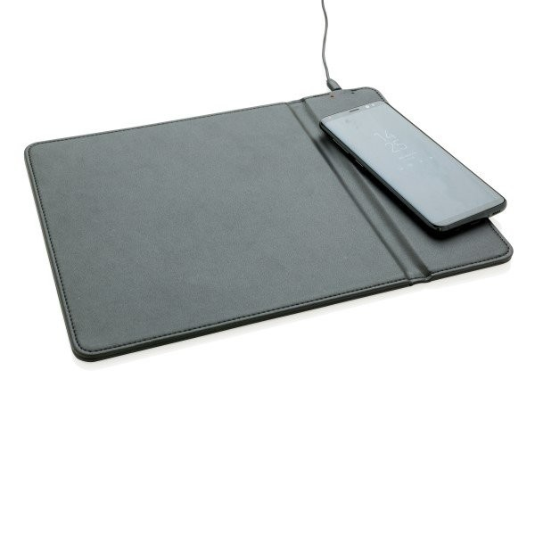 Mousepad mit Wireless-5W-Charging Funktion, Ansicht 3