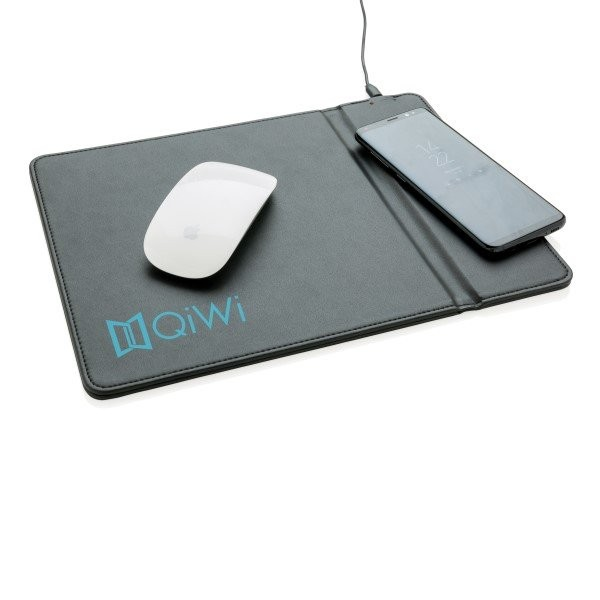 Mousepad mit Wireless-5W-Charging Funktion, Ansicht 2