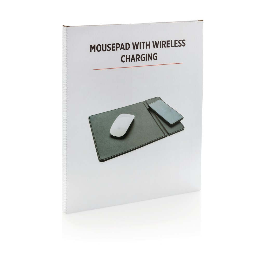 Mousepad mit Wireless-5W-Charging Funktion, Ansicht 10