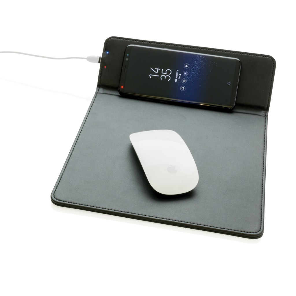 Mousepad mit Wireless-5W-Charging Funktion, Ansicht 7