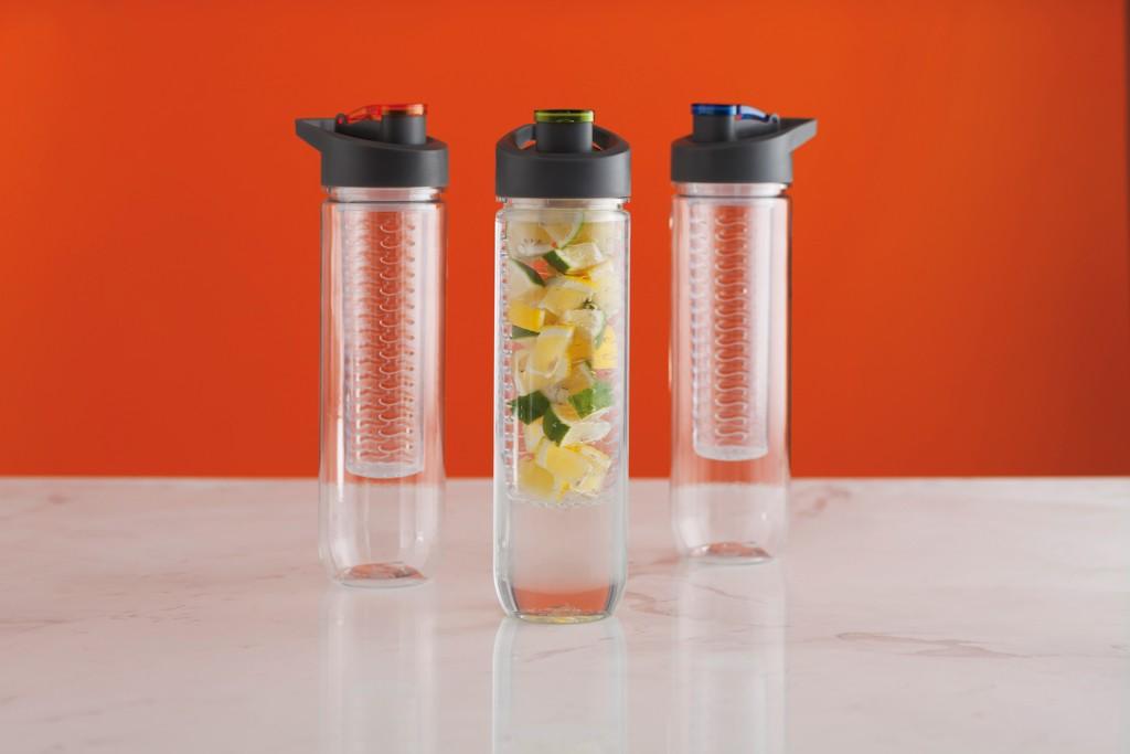 Wasserflasche mit Aromafach, 800ml, Ansicht 4