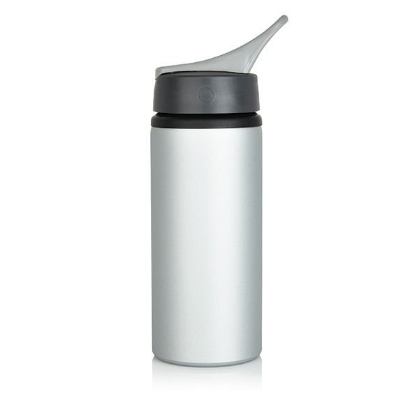 Aluminium Sportflasche, Ansicht 3