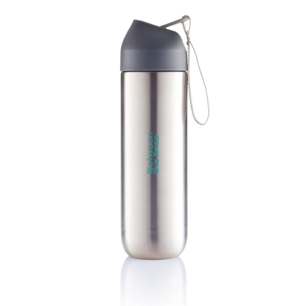 Neva Wasserflasche, Metall, 500ml, Ansicht 3