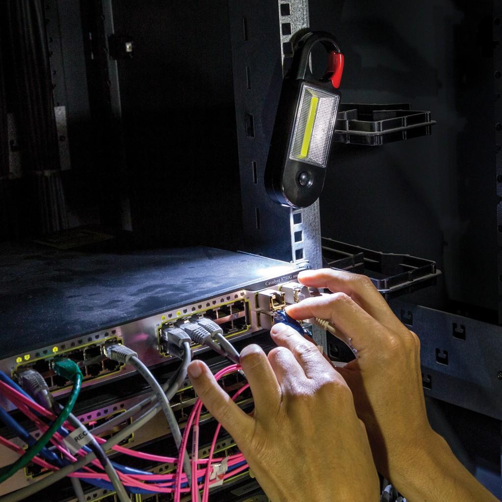 COB Arbeitsleuchte mit Magnet, Ansicht 6