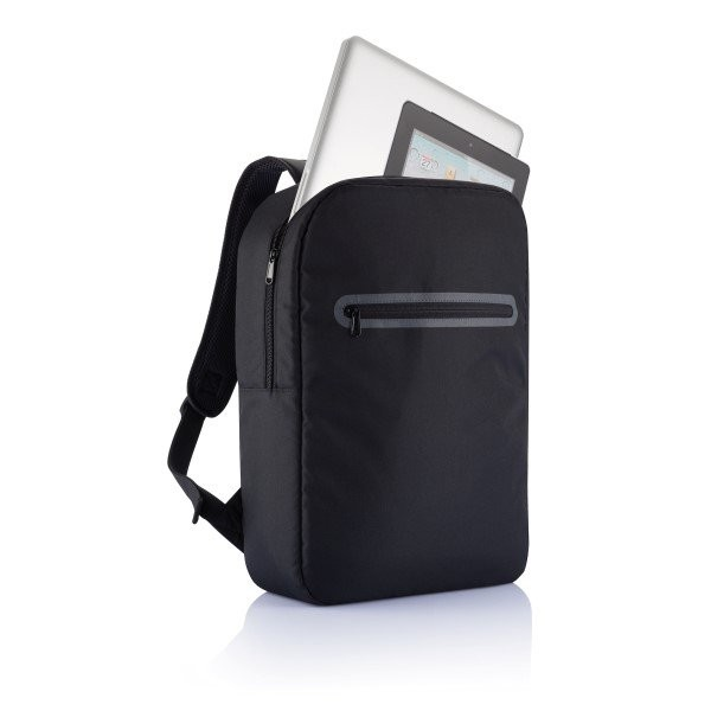 London Laptop Rucksack PVC frei, Ansicht 5