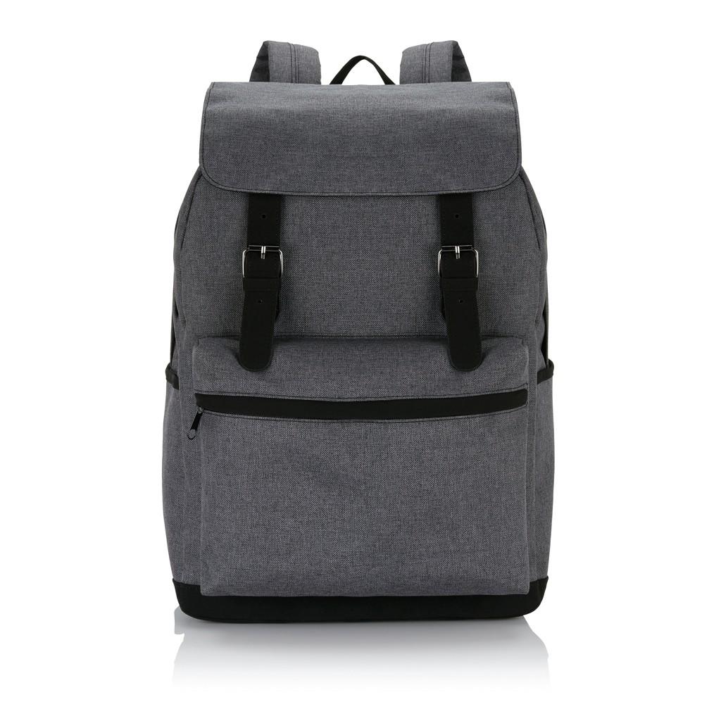 Laptop Rucksack mit magnetischen Schnallenverschlüssen, Ansicht 10