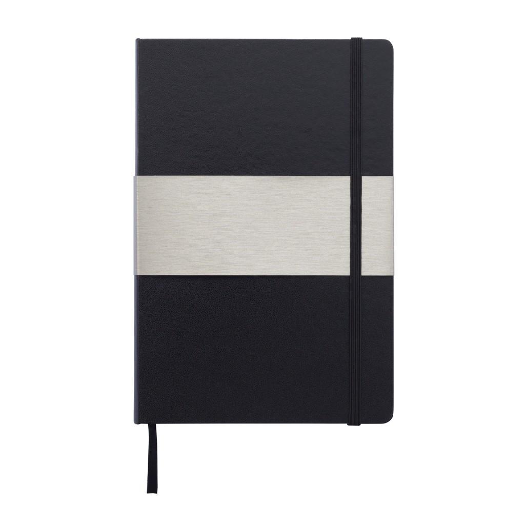 A5 Hardcover Notizbuch kariert, Ansicht 6