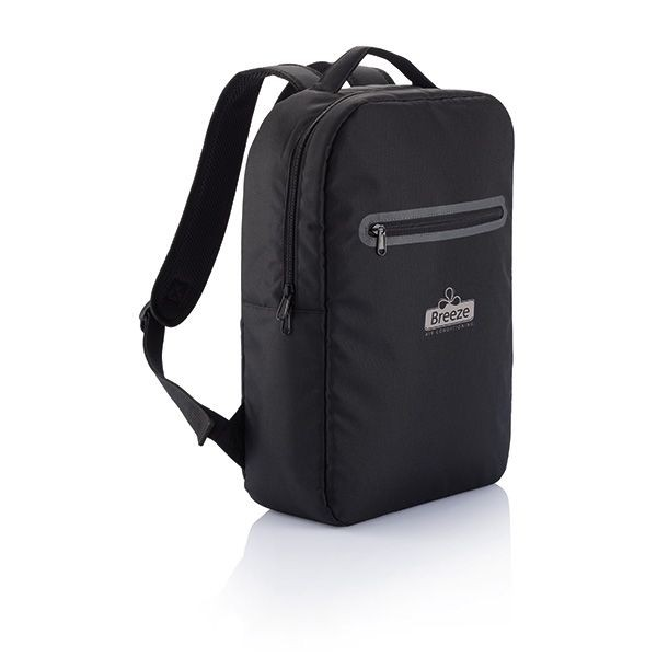 London Laptop Rucksack PVC frei