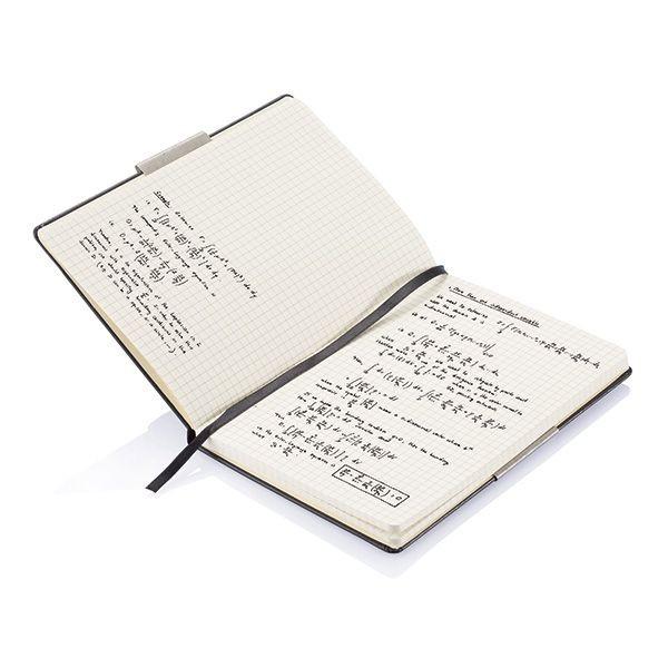 A5 Hardcover Notizbuch kariert, Ansicht 9