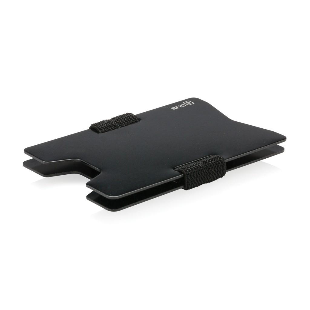 RFID Anti-Skimming Kartenhalter aus Aluminium, Ansicht 12