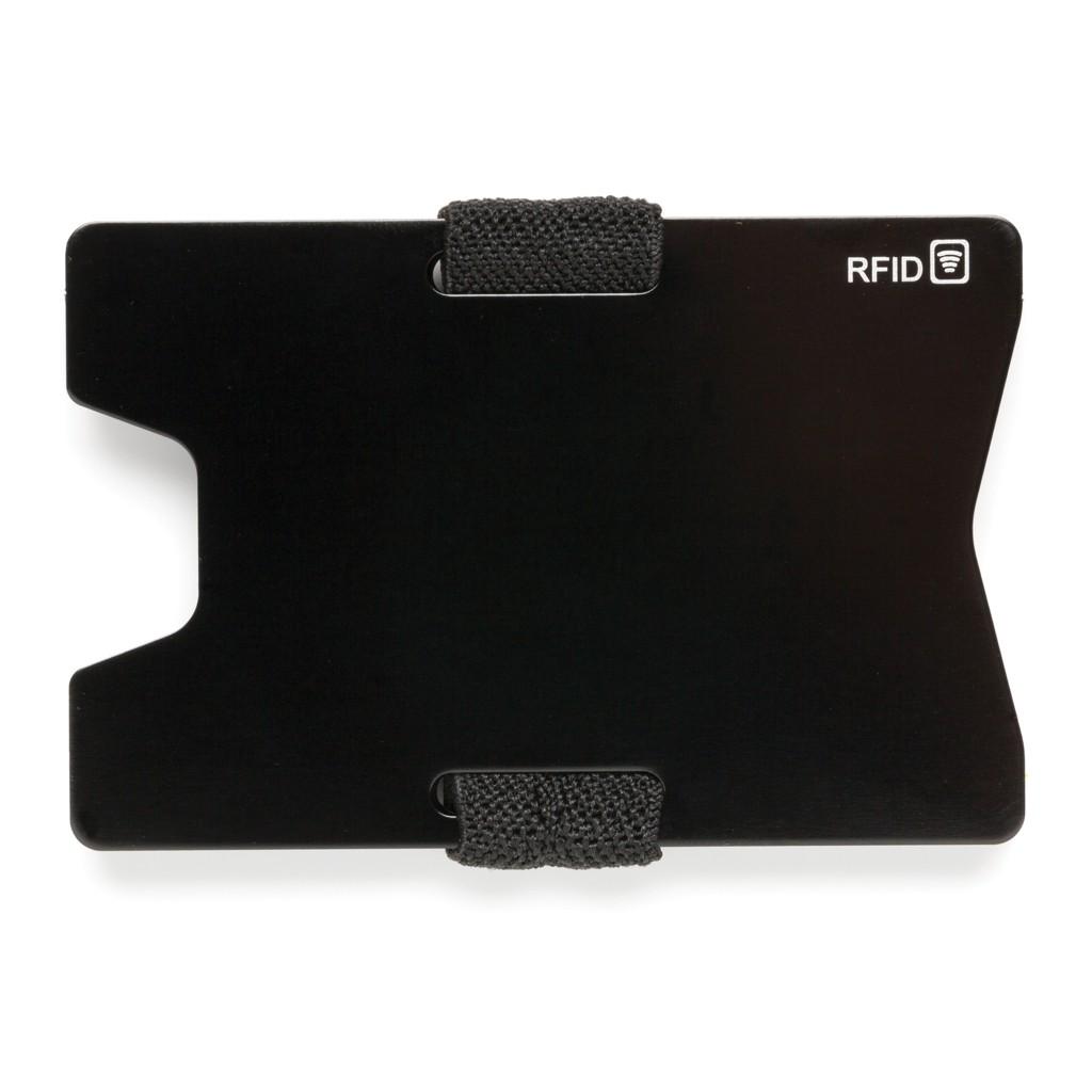 RFID Anti-Skimming Kartenhalter aus Aluminium, Ansicht 14