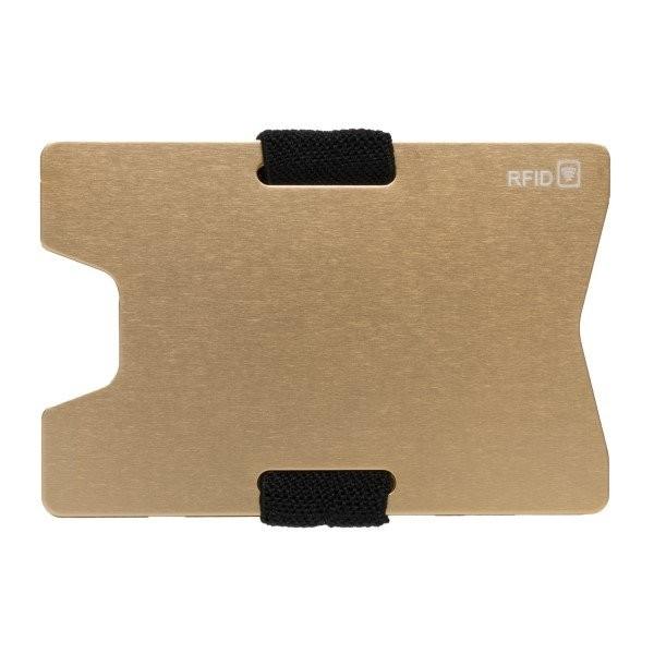 RFID Anti-Skimming Kartenhalter aus Aluminium, Ansicht 3