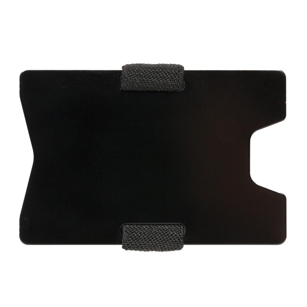RFID Anti-Skimming Kartenhalter aus Aluminium, Ansicht 2