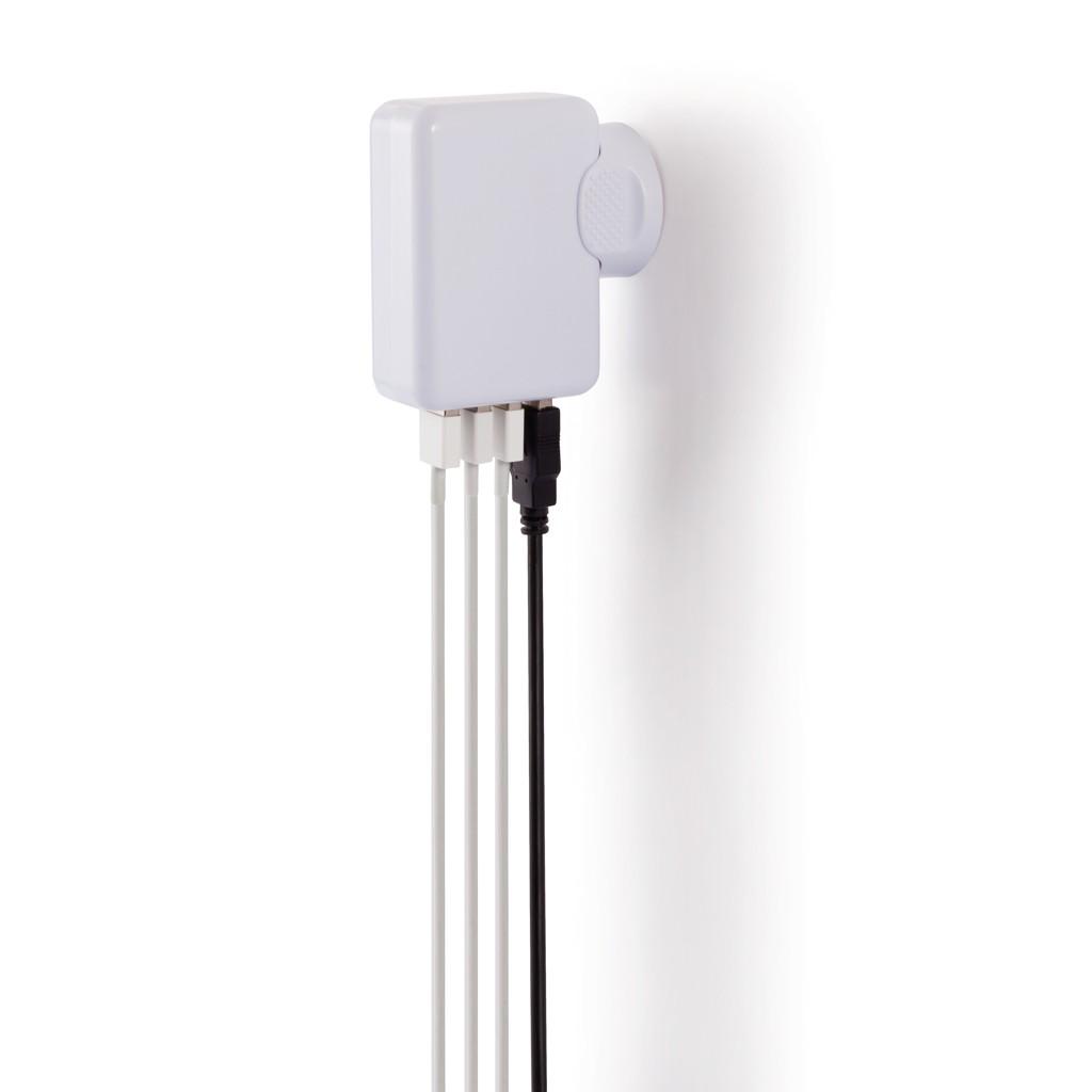 Reiseadapter mit 4fachem USB Anschluss, Ansicht 4