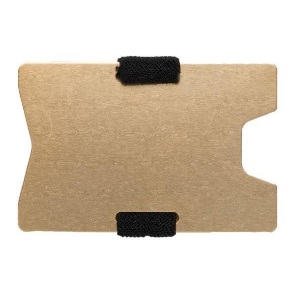 RFID Anti-Skimming Kartenhalter aus Aluminium, Ansicht 5