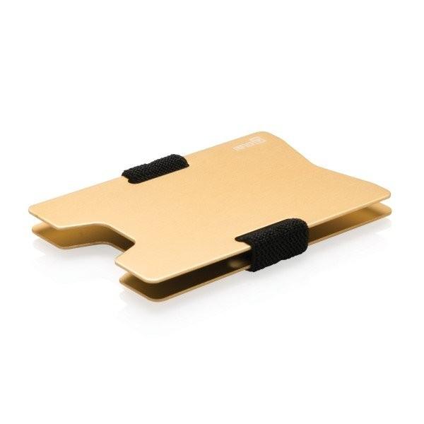 RFID Anti-Skimming Kartenhalter aus Aluminium, Ansicht 13