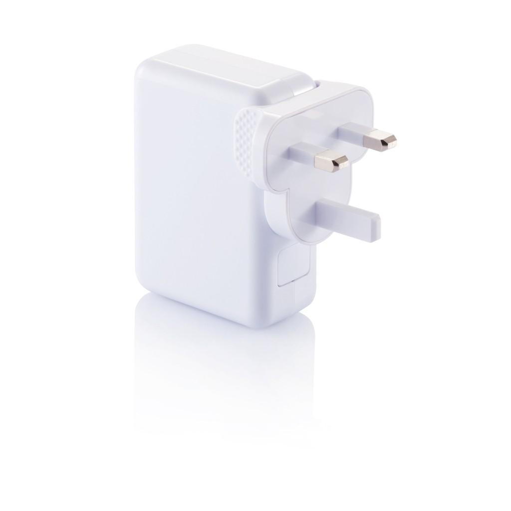 Reiseadapter mit 4fachem USB Anschluss, Ansicht 13