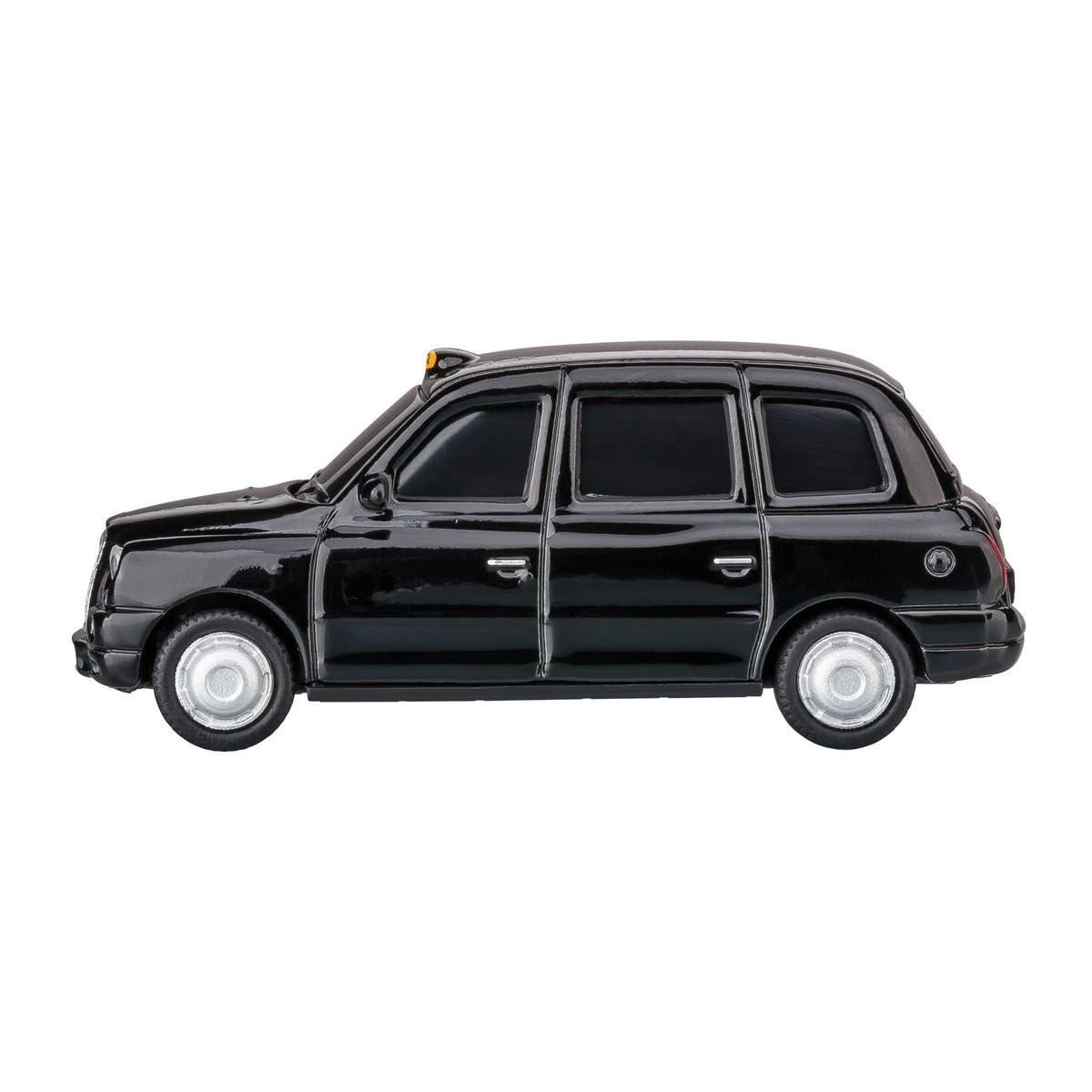 USB-Speicherstick London Taxi TX4 1:72 BLACK 16GB, Ansicht 2