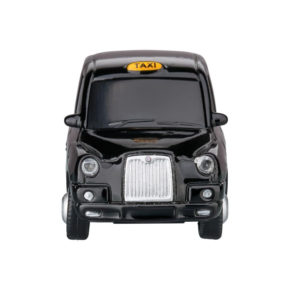 USB-Speicherstick London Taxi TX4 1:72 BLACK 16GB, Ansicht 6