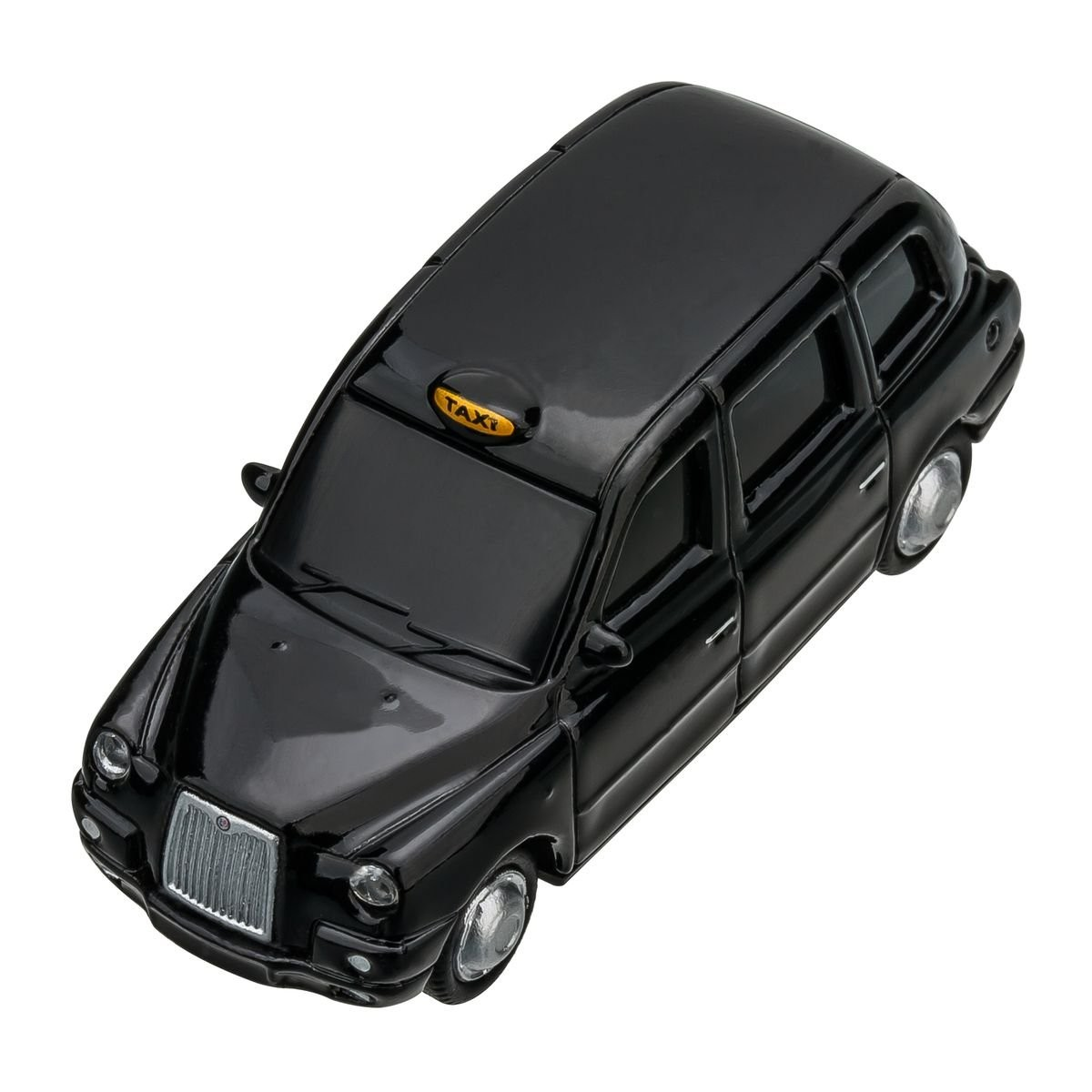 USB-Speicherstick London Taxi TX4 1:72 BLACK 16GB, Ansicht 8