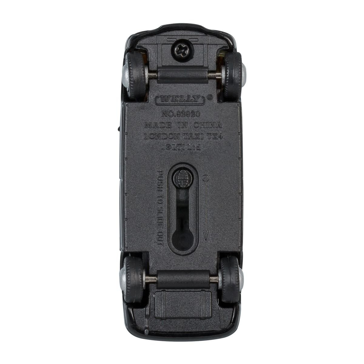 USB-Speicherstick London Taxi TX4 1:72 BLACK 16GB, Ansicht 13