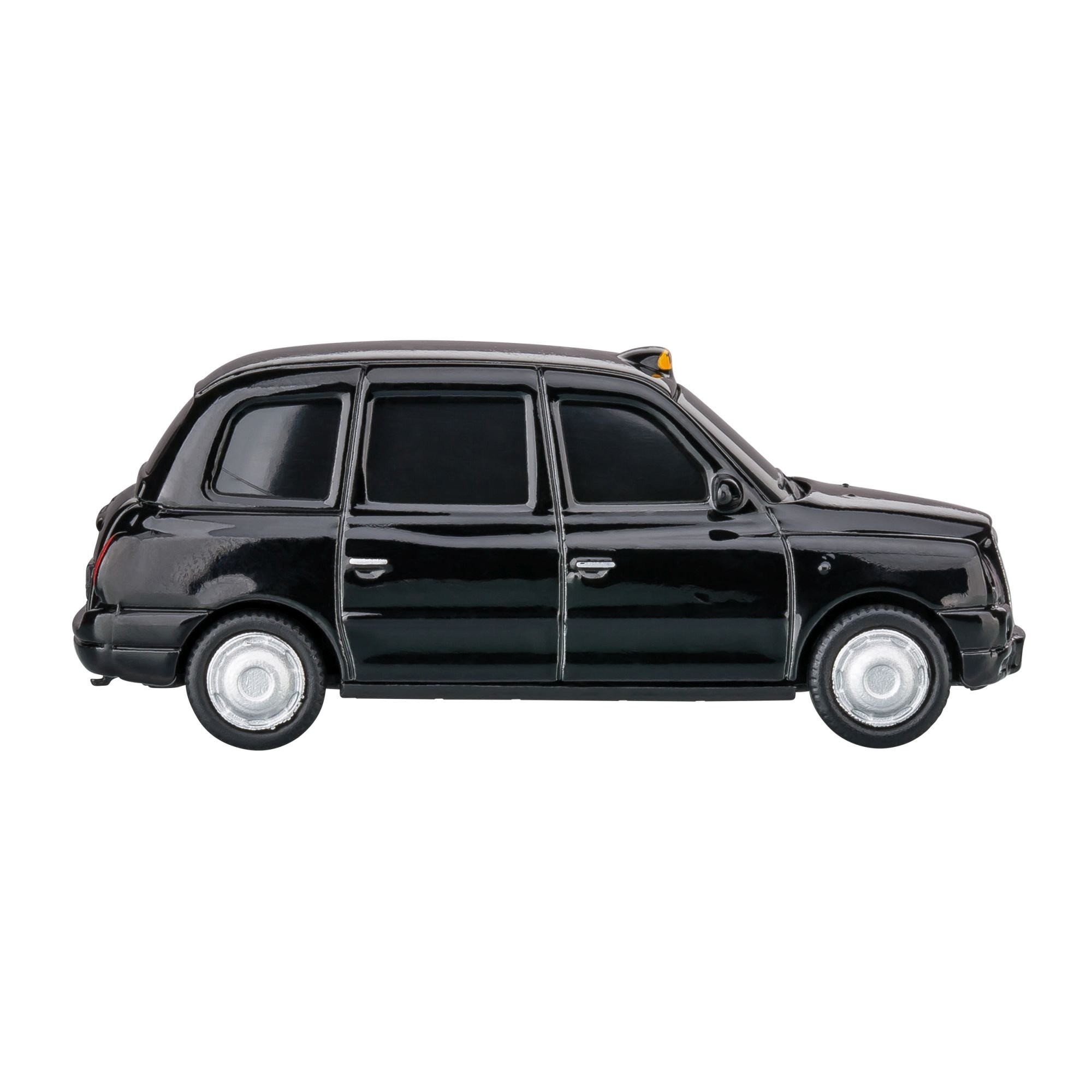 USB-Speicherstick London Taxi TX4 1:72 BLACK 16GB, Ansicht 3