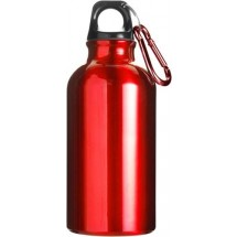 Isolierflasche 'Lissabon' - Rot