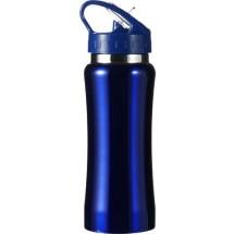 Isolierflasche 'Glauchau' - Blau