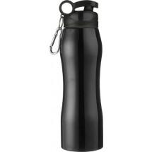 Isolierflasche 'Melbourne' - Schwarz