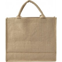 Einkaufstasche 'Natura' - Braun