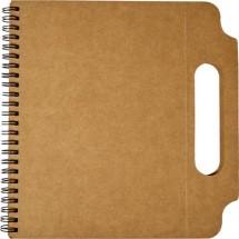 Notizbuch 'Sticki' - Braun