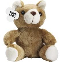 Plüsch-Teddy-Bär 'Barny' - Braun