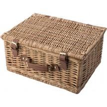 Picknickkorb 'Basic' - Braun