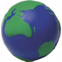 Anti-Stress-Globus - Blau