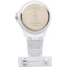 Krankenschwester-Uhr 'Hospital' - Weiß