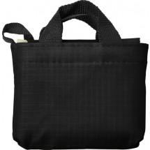Einkaufstasche 'Elke' - Schwarz