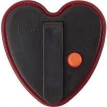 Blinkleuchte 'Heart' - Rot