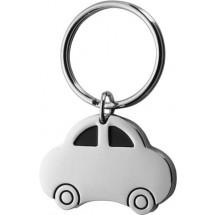 Schlüsselanhänger 'Racer' - Silber