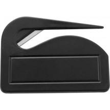 Brieföffner 'Pocket' - Schwarz