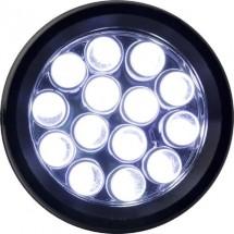 LED-Lampe 'Ringo' - Schwarz
