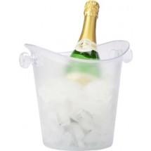 Wein- und Sektkühler 'Frosty' - Transparent