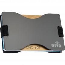 RFID Kartenhalter Gladstone - schwarz