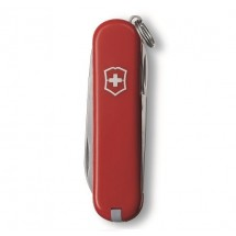 """VICTORINOX Schweizer Taschenmesser"""" CLASSIC SD"""" - rot"""