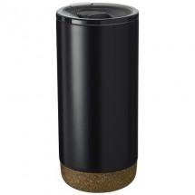 Valhalla Kupfer Vakuum Becher - schwarz