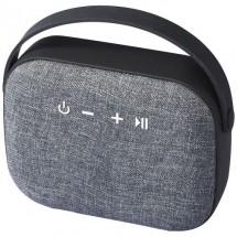Woven Fabric Bluetooth® Lautsprecher - schwarz